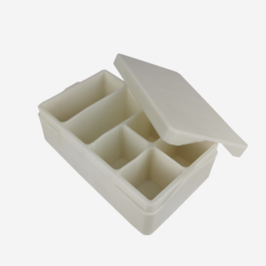 Parts Box With Notched Lid by theronin