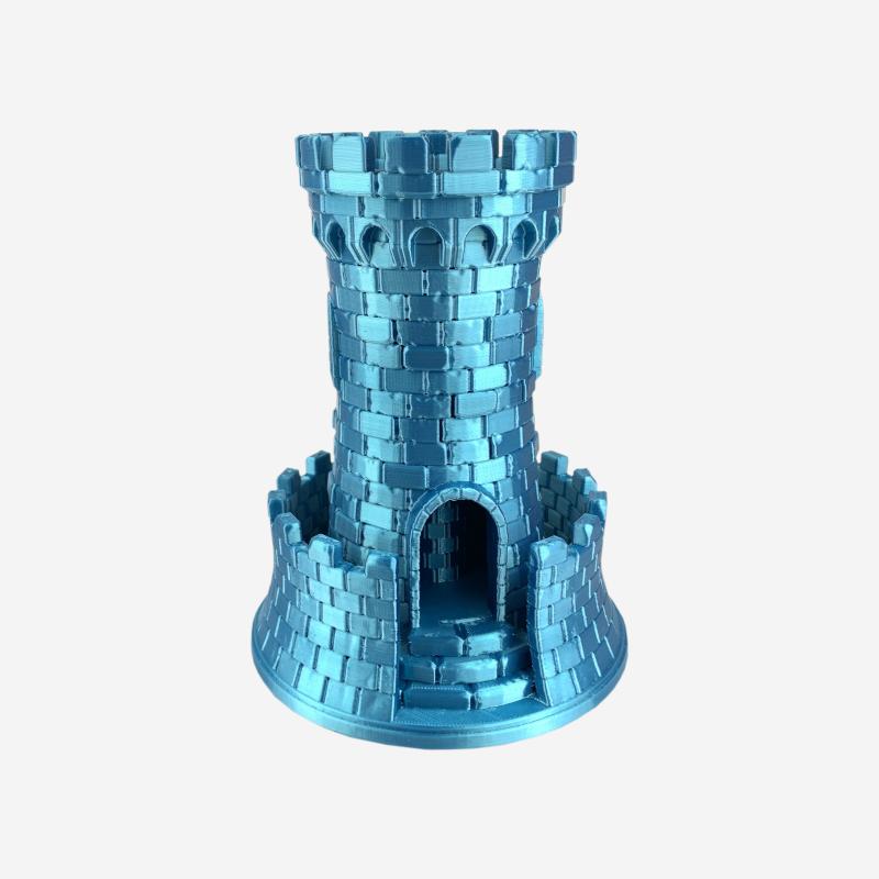 Brick Tower by Jukka Seppänen