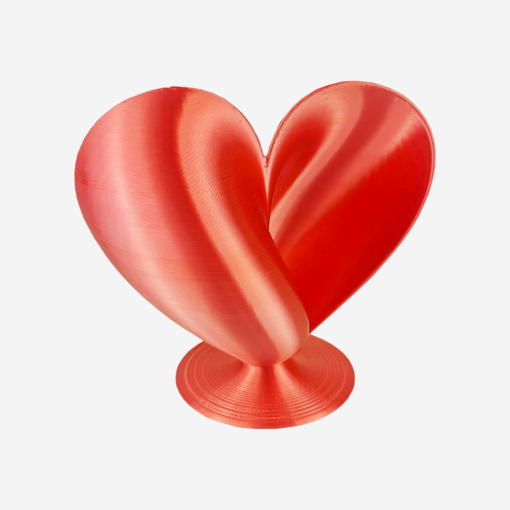 3D Heart by MakePrintable is licensed under the Creative Commons - Attribution license.