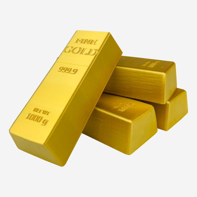 Gold Ingot by swimgodis licensed under the Creative Commons - Attribution license.