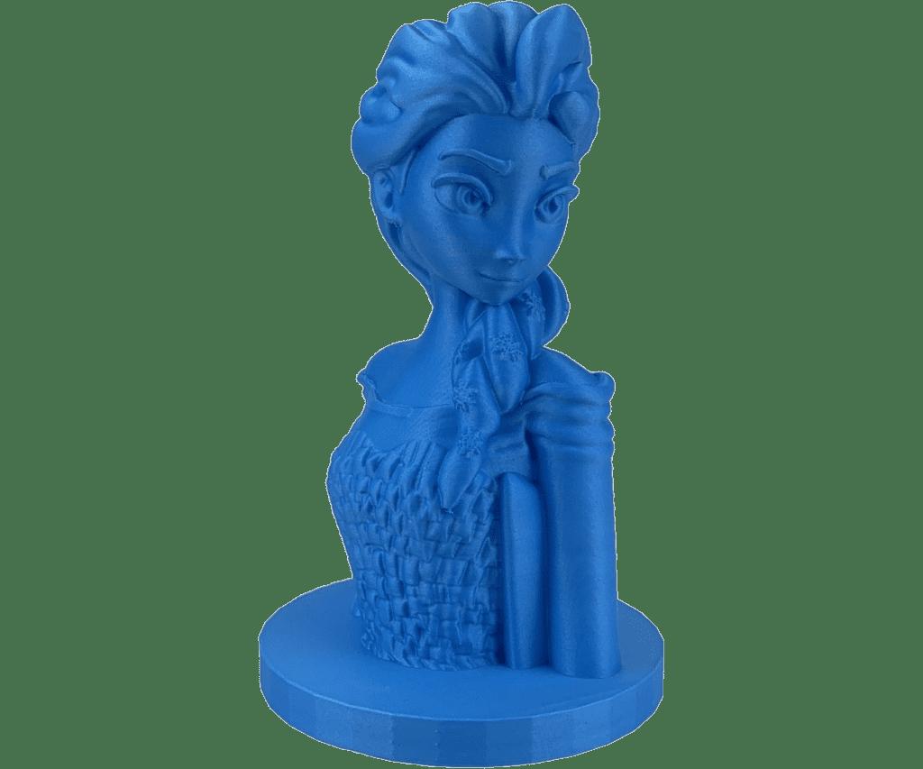 Frozen: Elsa Bust by Tanya Wiesner